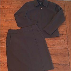 New York & Company Skirt Suit